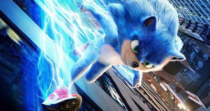 Itt a Sonic, a sündisznő első előzetese