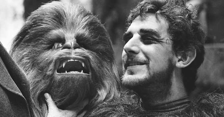 Elhunyt Peter Mayhew, a Chewbaccát alakító színész