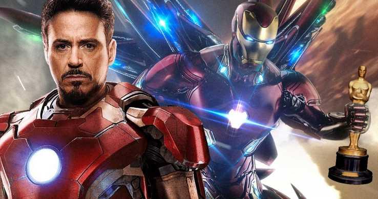 A Végjáték rendezői szerint Oscar járna Robert Downey Jr.-nak