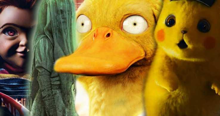 Horrorfilmet vetítettek a Pikachu, a detektív gyerek közönségének