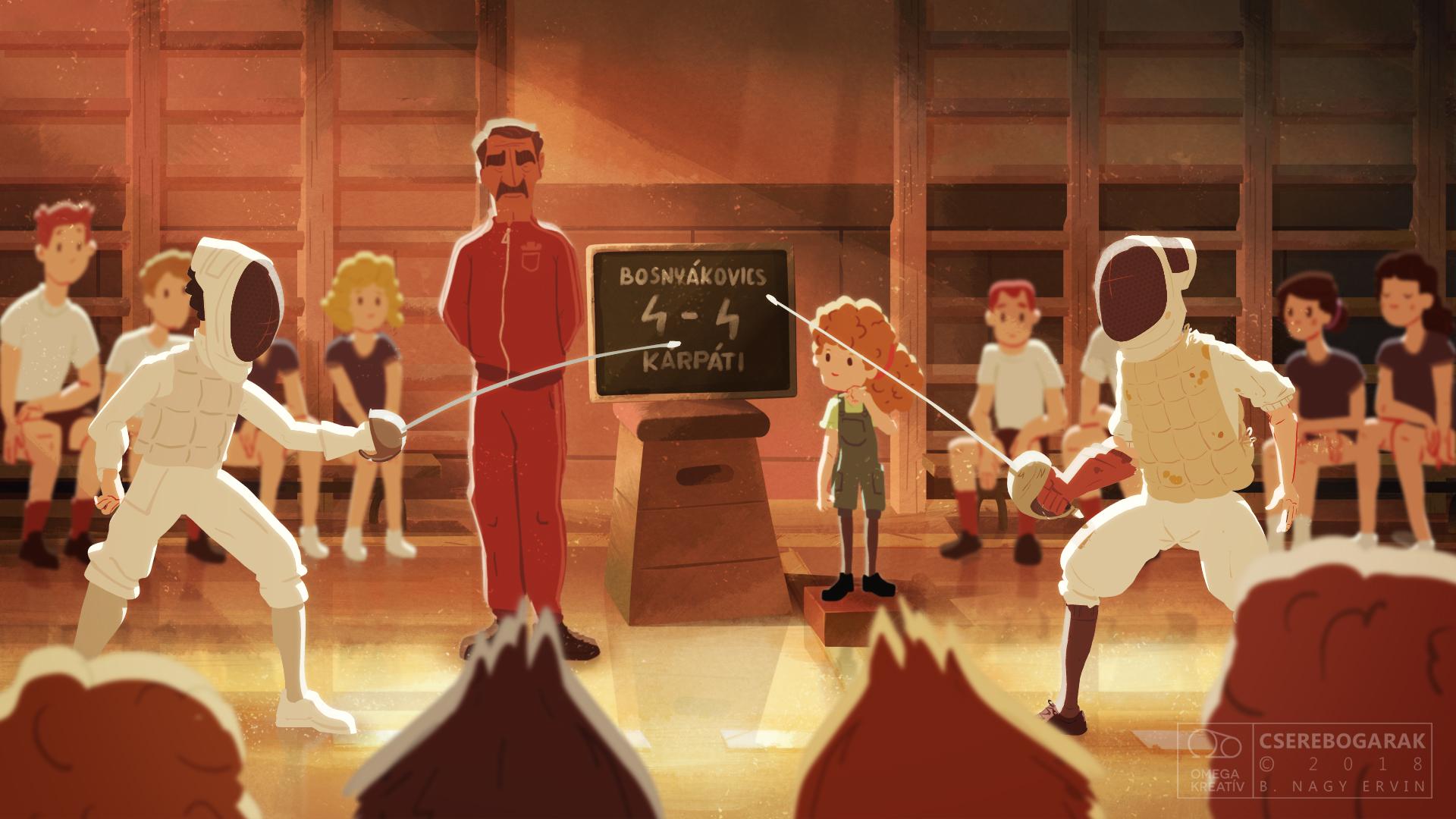 Hamarosan elrajtol a 14. Kecskeméti Animációs Filmfesztivál