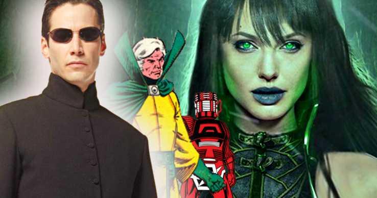 Keanu Reeves is csatlakozik a Marvel moziverzumához?