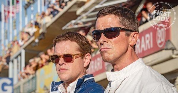 Az aszfalt királyai filmelőzetes: Christian Bale és Matt Damon a halhatatlanságra hajt!