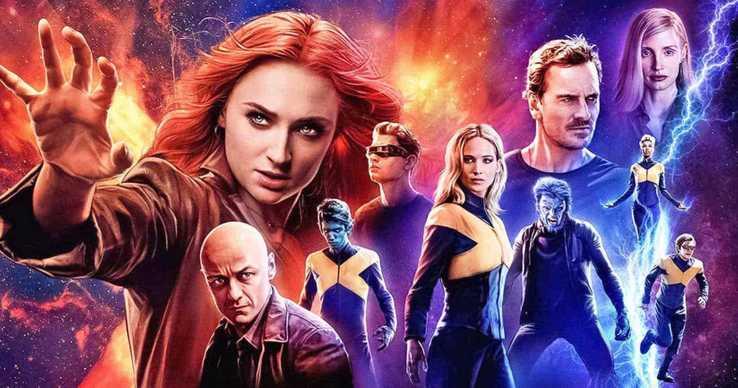 Kínosan nagyot bukott a kasszáknál az X-Men: Sötét Főnix