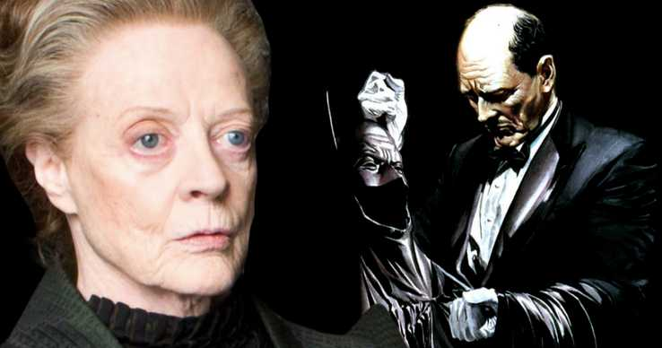 Maggie Smith lesz Alfred az új Batman filmben?