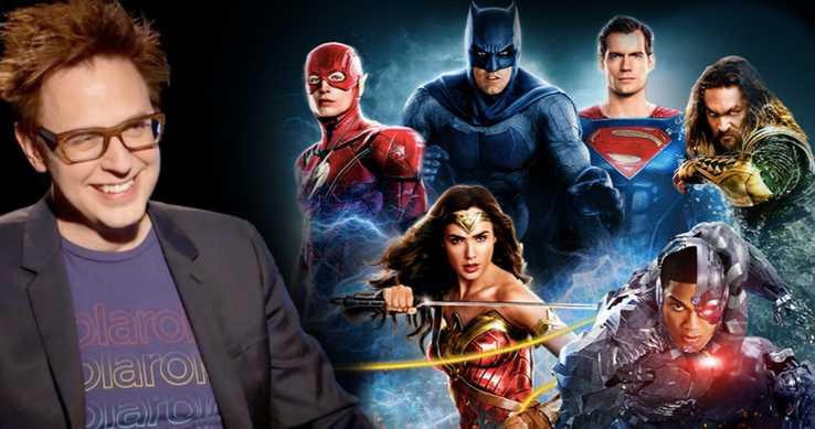 A DC James Gunnal rebootolja Az Igazság ligáját?