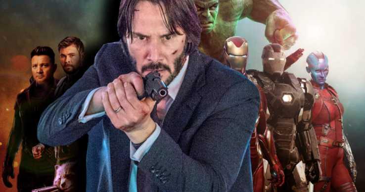 Hivatalos, Keanu Reeves tényleg csatlakozhat a Marvel moziverzumához