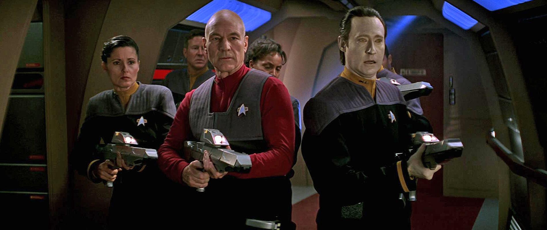 Star Trek: Kapcsolatfelvétel - Hogy került az Ezeréves Sólyom egy Star Trek-filmbe?