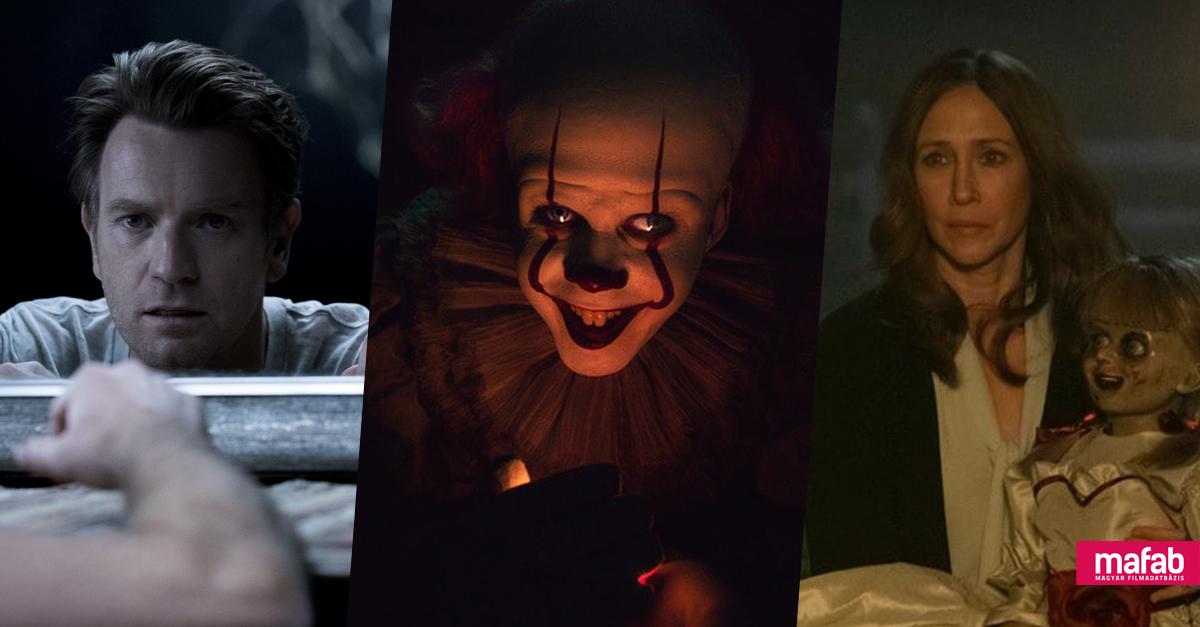 TOPLISTA: 12 horror, amit még idén látni fogsz (2019)