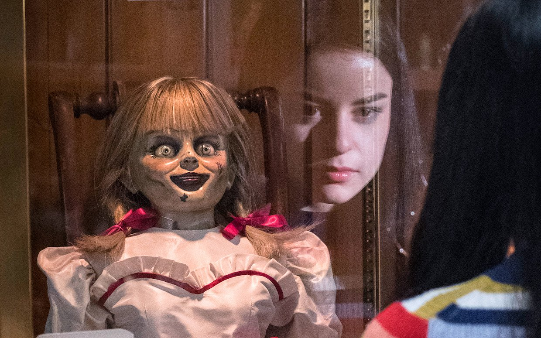 Ismét horror hódította meg a magyar piacot, tarolt az Annabelle 3