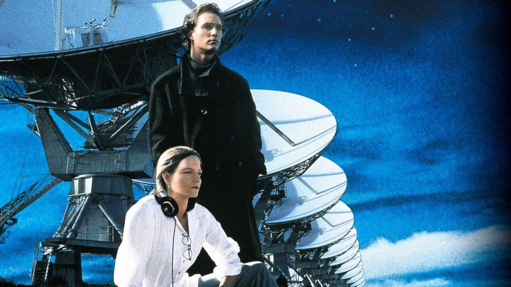 Kapcsolat - A sci-fi, melynek már a nyitójelenete rekordot döntött