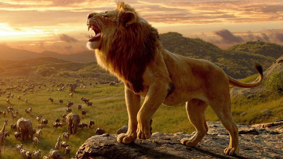 Rekordbevétellel nyitott a mozikban Az oroszlánkirály