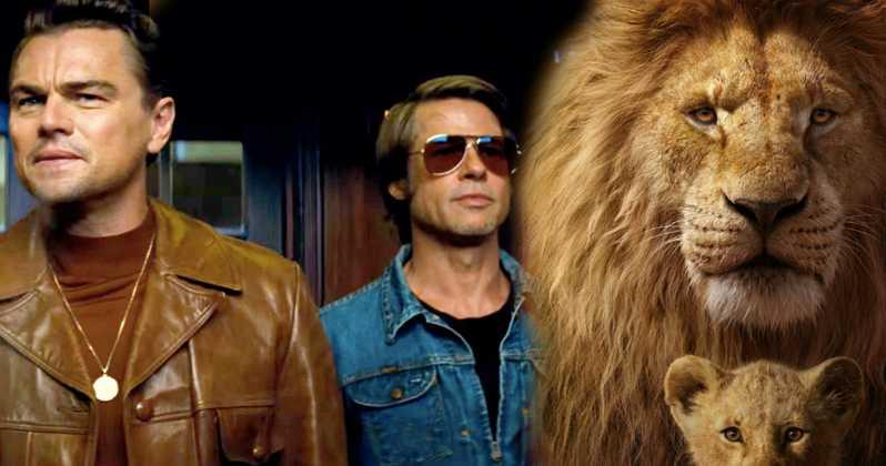 Rekorddal nyitott Tarantino filmje, tovább szárnyal Az oroszlánkirály!
