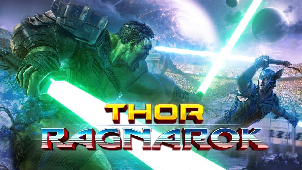 Fénykardokkal még egy fokkal menőbb Thor és Hulk harca a Ragnarökből (videó)