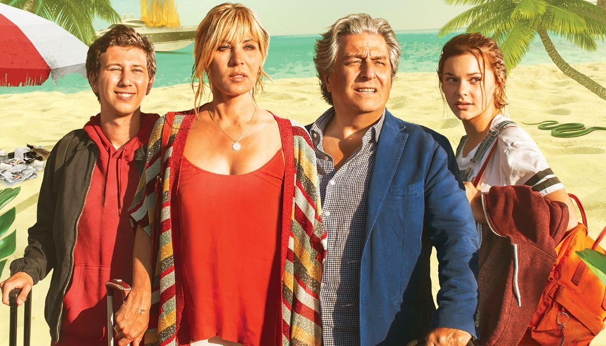 Családi vakáció - Irány Ibiza!: Francia vígjátéksiker a mozikban!