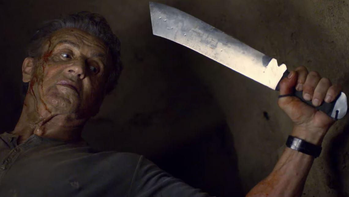 BRÉKING: Mocskosul kemény a Rambo 5 új előzetese!