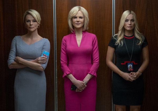 Nicole Kidman, Charlize Theron és Margot Robbie óriási botrányt csap!