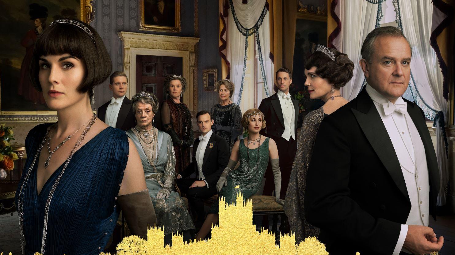Mindent a filmről: Downton Abbey
