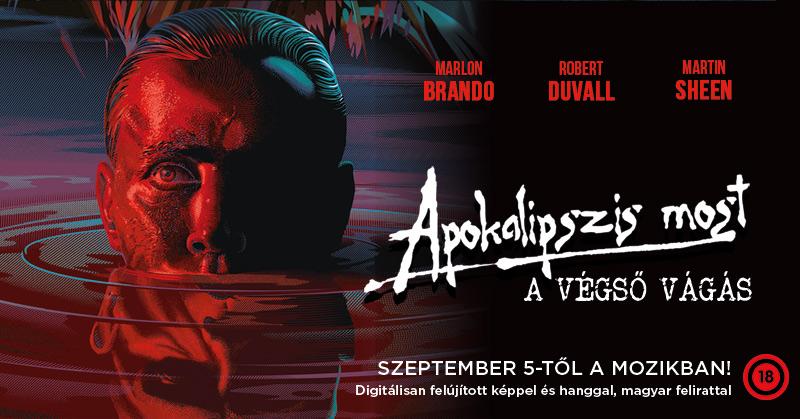 NYERJ páros jegyet az Apokalipszis most digitálisan felújított változatának premier előtti vetítésére!