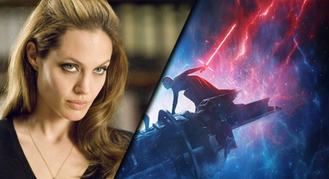 Angelina Jolie a Star Warsban?