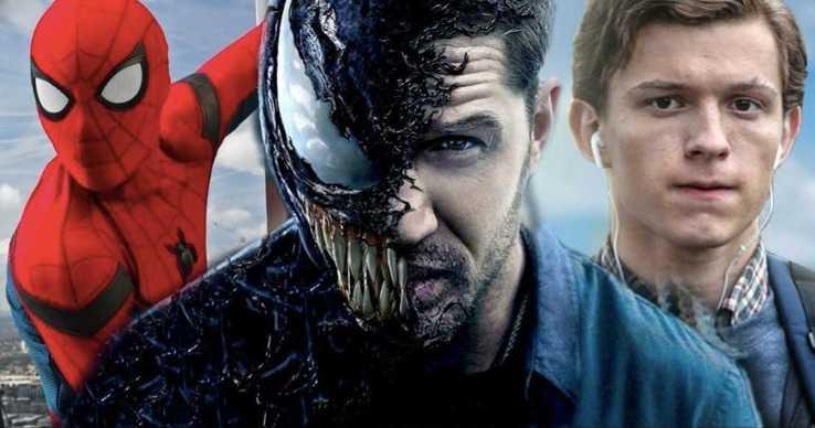 Pókember is benne volt a Venomban, de a Marvel elkaszálta?