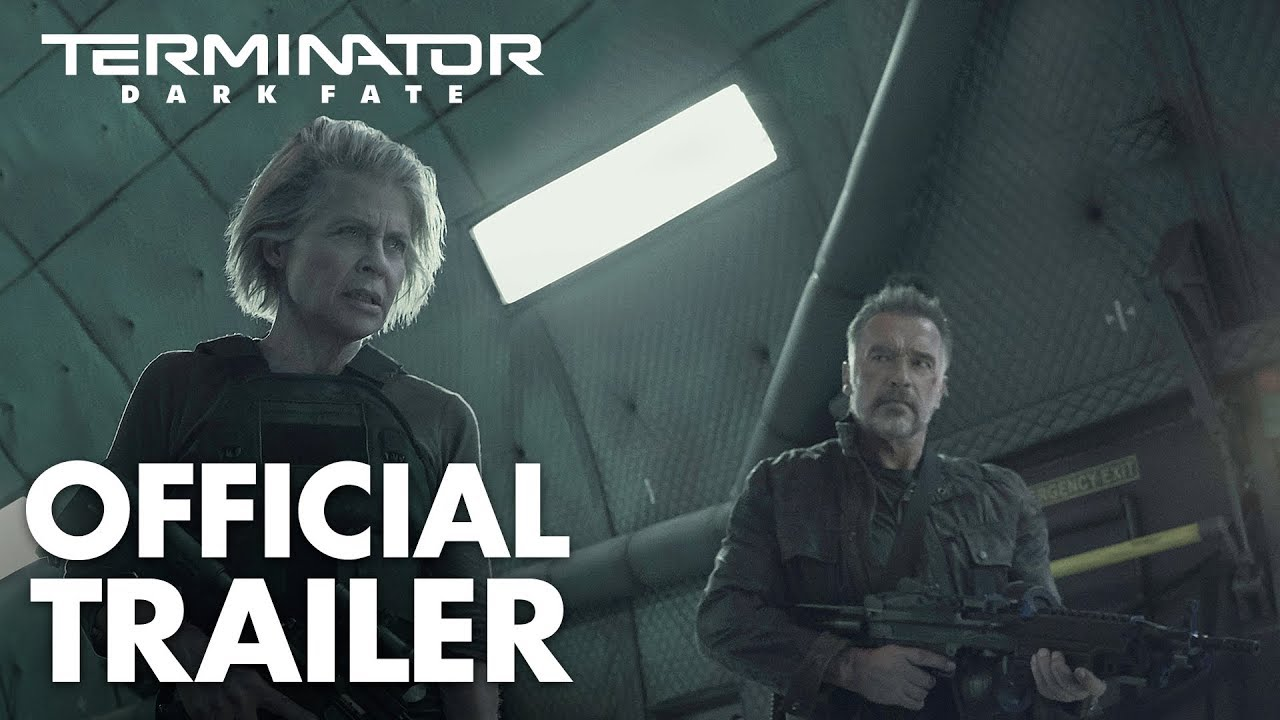 Befutott a Terminator 6: Sötét végzet korhatáros előzetese!