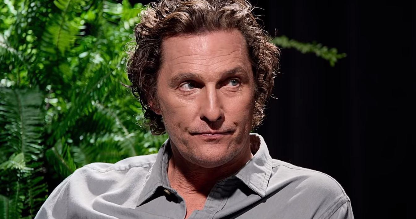 Matthew McConaughey-t megalázzák és megölik a Between Two Ferns előzetesében