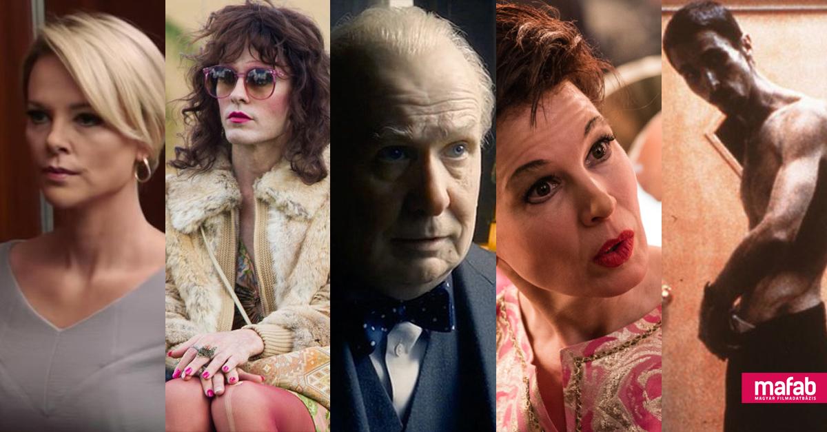 20 drámai átváltozás egy filmszerep kedvéért (galéria)