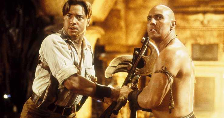 Brendan Fraser részéről jöhet a Múmia újabb folytatása
