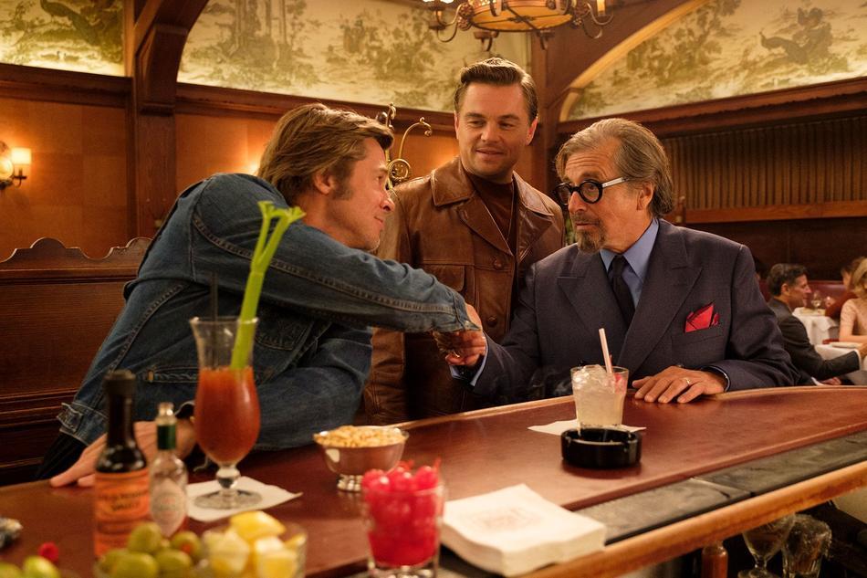 Csomó vadonatúj fotó érkezett Tarantino új filmjéhez