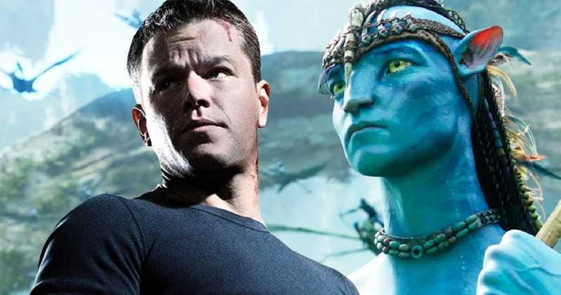 Matt Damon 250 millió dollárt bukott az Avatar miatt