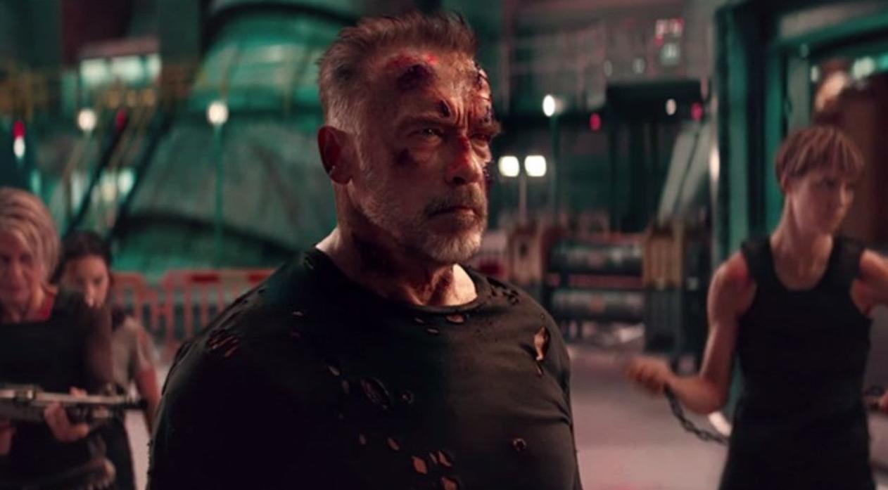 A gépek és az emberek összecsapnak a Terminator 6 bővített előzetesében