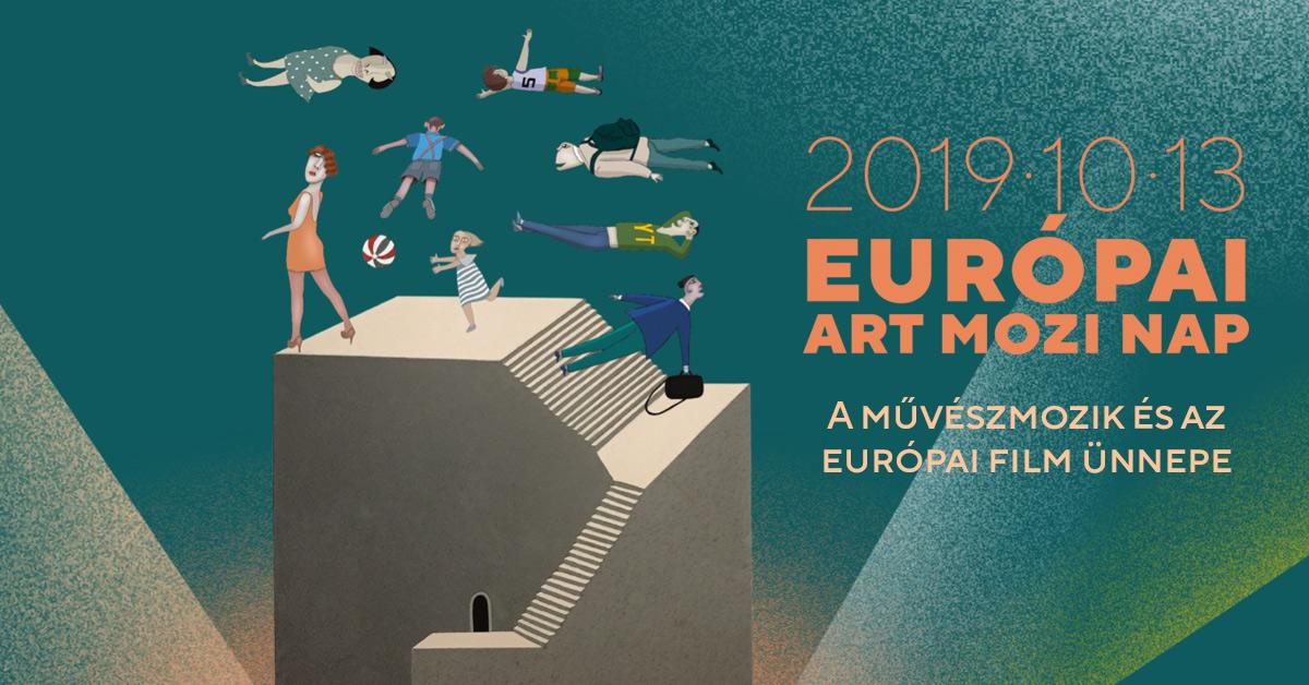 Fesztiválsikerek és új magyar filmek a 2019-es Európai Art Mozi Napon