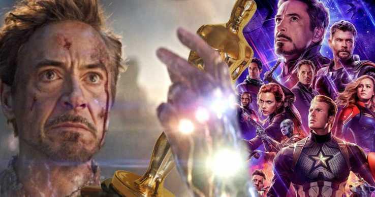 Robert Downey Jr. nemet mondott az Oscarra