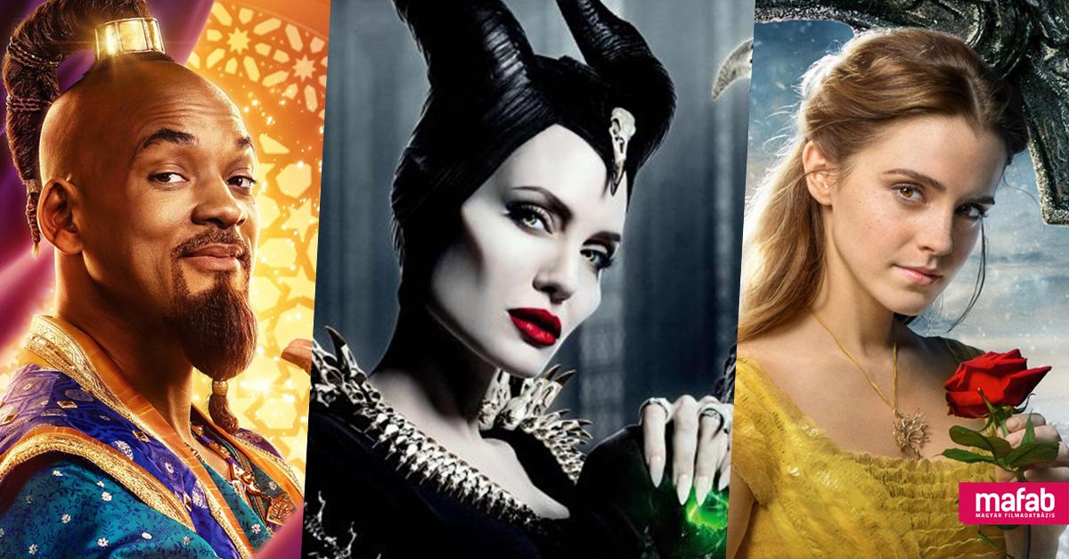 TOPLISTA: A Disney összes élőszereplős adaptációja rangsorolva