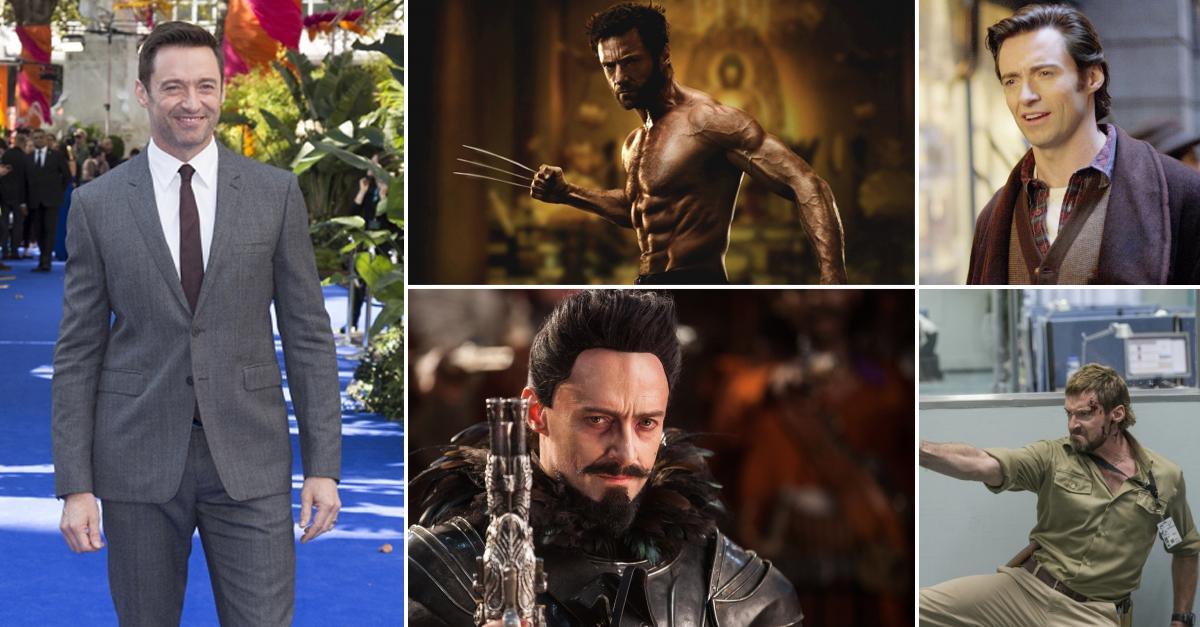 Egy karrier képekben: Hugh Jackman, Hollywood úriembere (galéria)