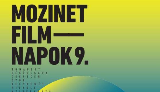 Arany Pálma-díjas alkotással és magyar film premierjével érkezik a 9. Mozinet Filmnapok