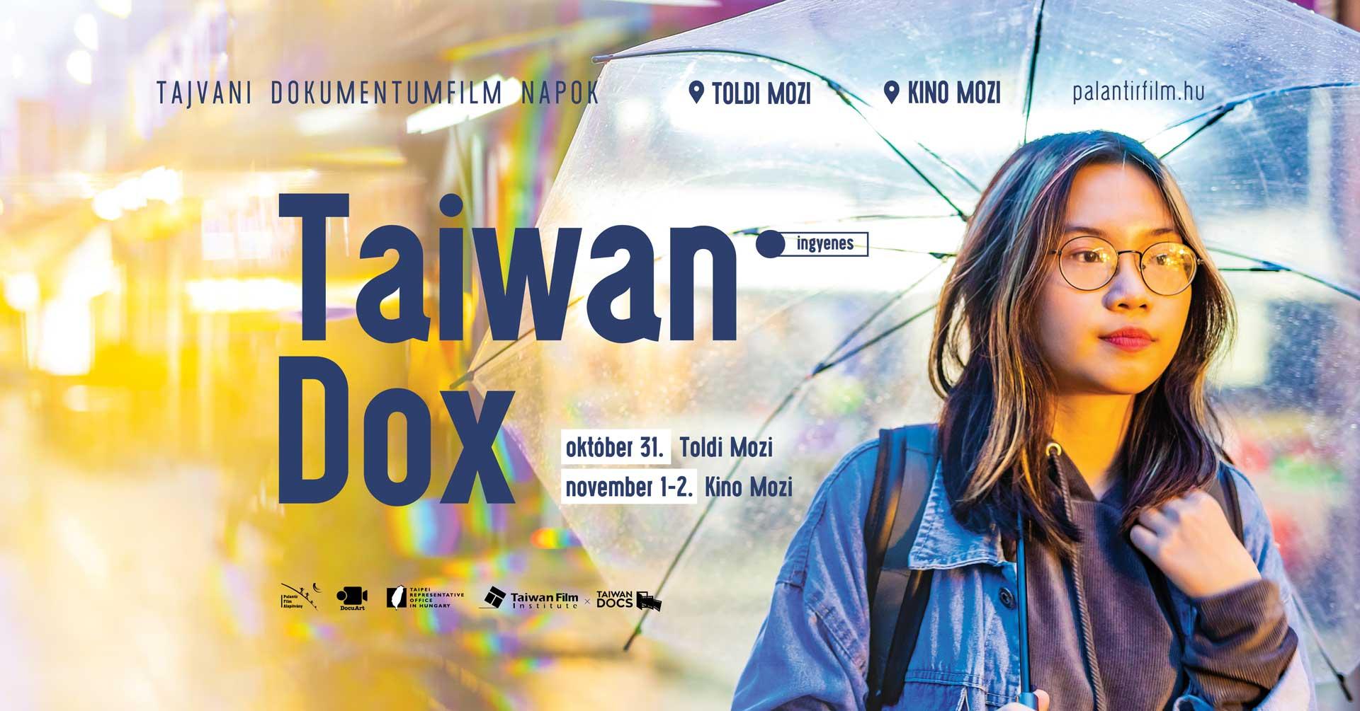 Taiwan Dox - Ingyenes vetítésekkel várja a látogatókat a Tajvani Dokumentumfilm Napok