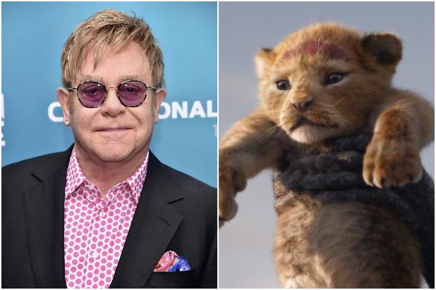 Ezért csalódott hatalmasat Elton John Az oroszlánkirály remake-jében