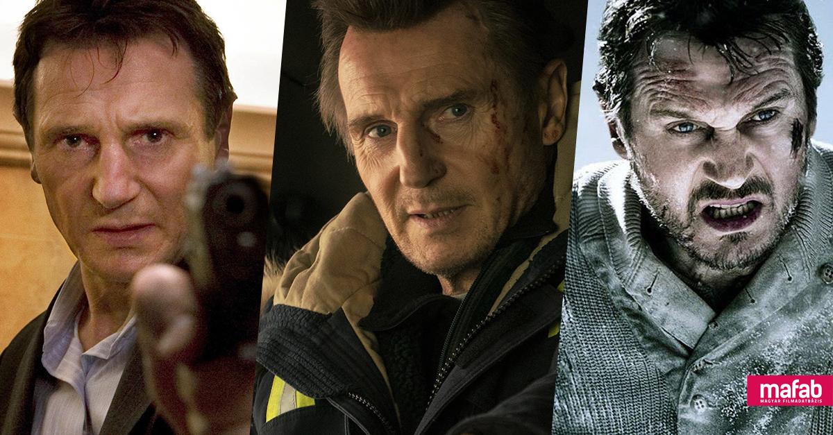 TOP14: Liam Neeson akciófilmjei a legjobbtól a legrosszabbig