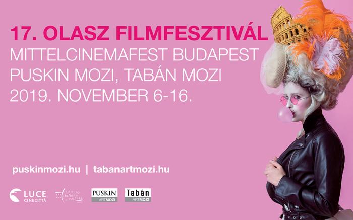 Idén újra Olasz Filmfesztivál Budapesten!
