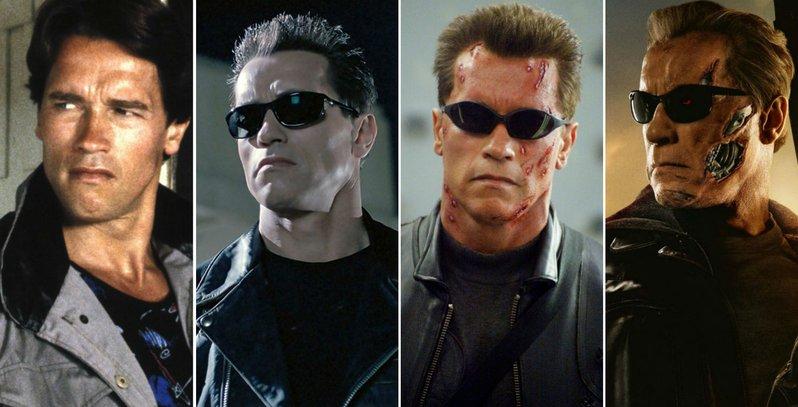 Íme egy helyen az összes eddigi Terminator modell (galéria)
