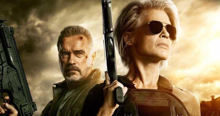 Ennyi volt, elbukott a Terminator: Sötét végzet