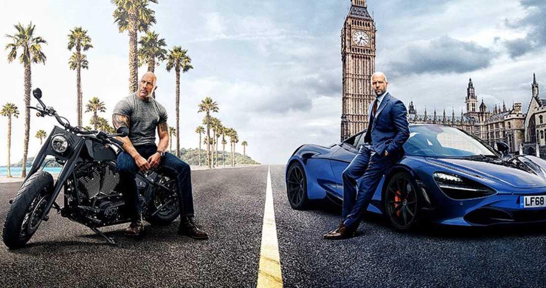 Dwayne Johnsont és Jason Stathamet egy világ választja el egymástól