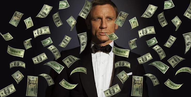 A Nincs idő meghalni a legdrágább Bond-film, íme a végösszeg!
