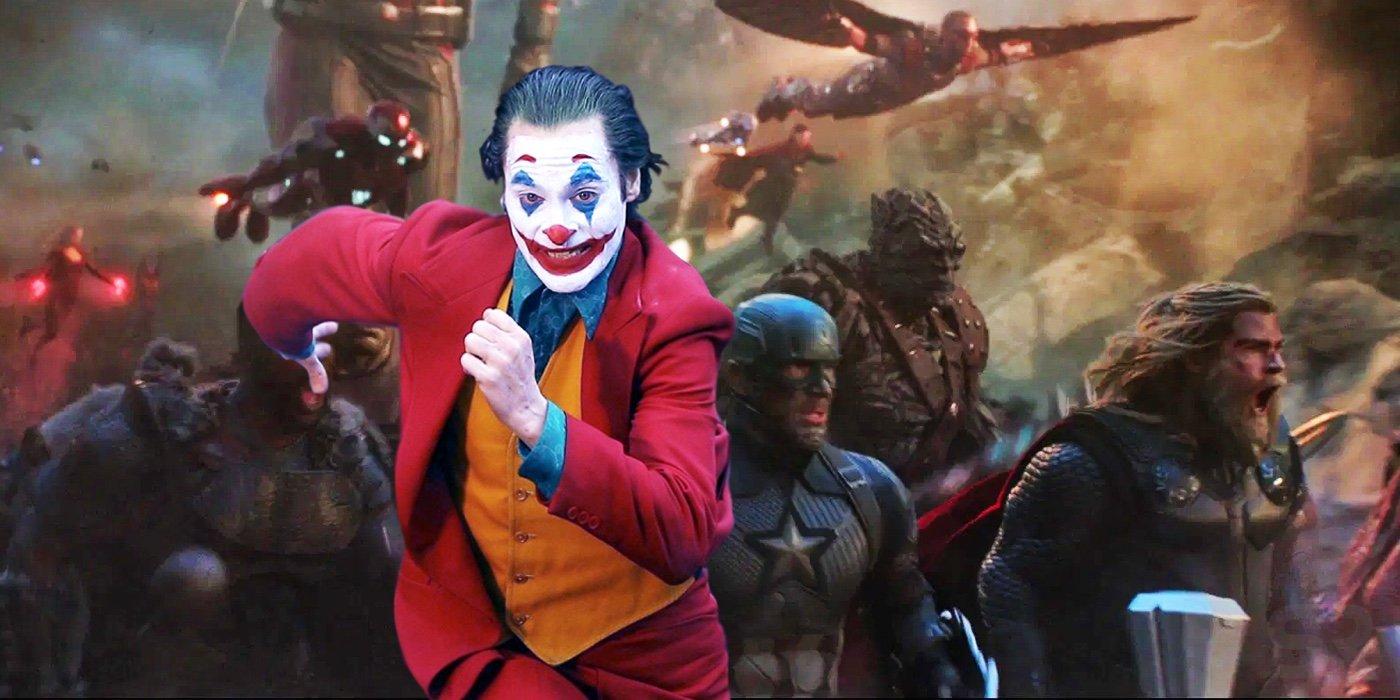 Hoppá, a Joker minden idők legjövedelmezőbb képregényfilmje, de hol a Bosszúállók 4?