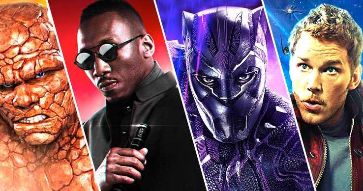 Újabb 5 film premierdátumát jelentette be a Marvel!
