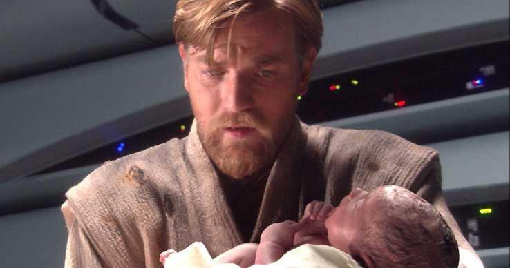 Így néz ki ma a csecsemő Luke Skywalkert alakító színész