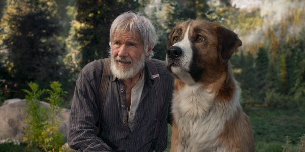 Harrison Ford CGI-kutyával hódítja meg a vadont (A vadon hívó szava előzetes)