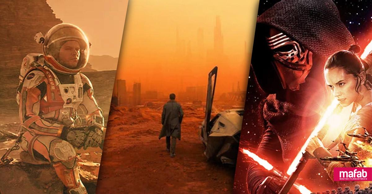 Az évtized legjobb sci-fijei a kritikusok szerint